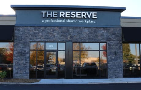 The Reserve Coworking Office Space