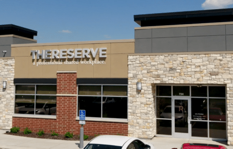 The Reserve a Professional Shared Office Space